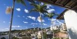 Vista varanda Apartamento Luxo